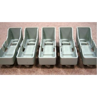 Pack of 5 DIN Rail Bra...